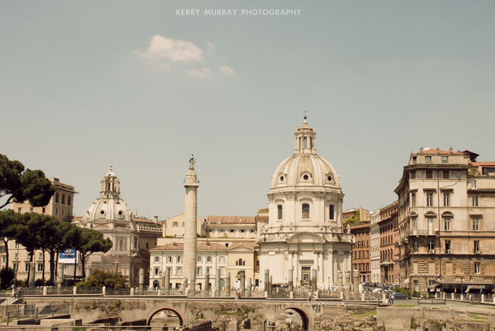 Travel photography Italy