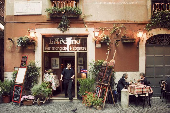 Travel photography Italy