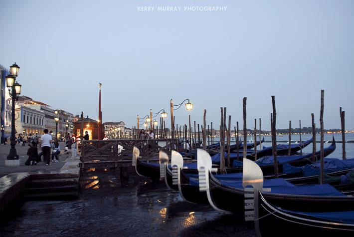 Travel photography Venice Italy