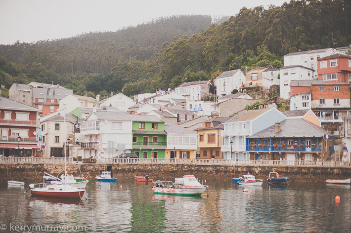 travel photography spain north coast Porto do Barqueiro