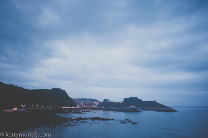 travel photography spain north coast Candás