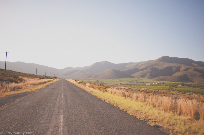 travel photography klein karoo south africa