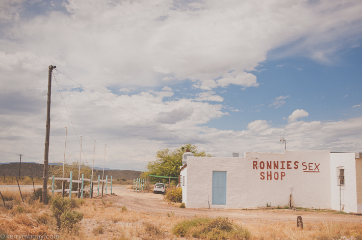 ronnies sex shop klein karoo