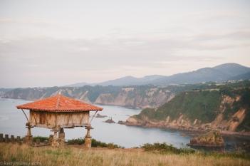 Travel photography Asturias Spain