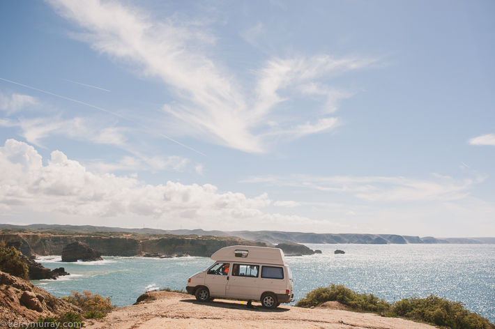 van life road trip portugal