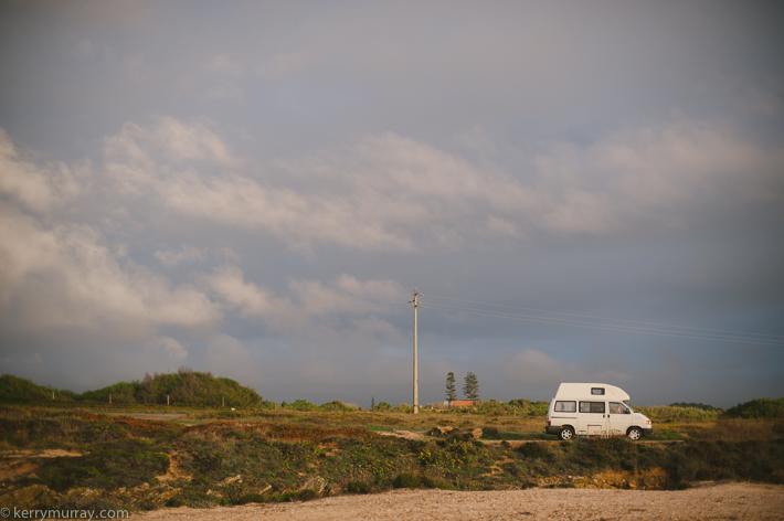 van life road trip portugal