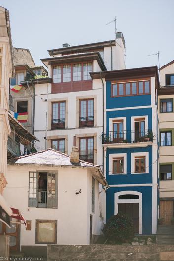 travel photography Luarca Asturias Spain