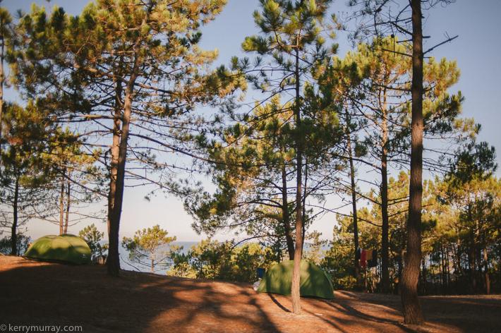 Praia da Gale Camping-17