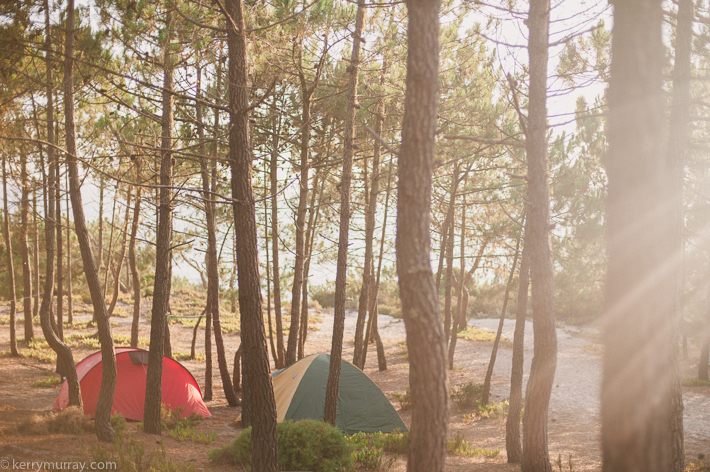 Praia da Gale Camping-23