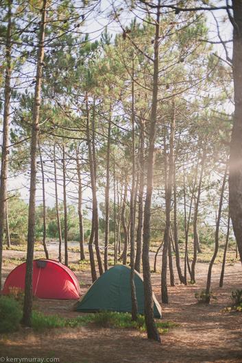 Praia da Gale Camping-7