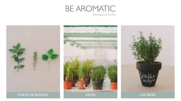 organic herb farming portugal