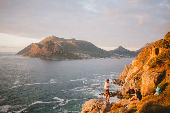 Chapmans Peak Cape Town South Africa