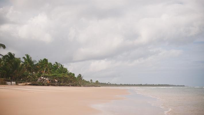 Travel photography Itacare Bahia Brazil
