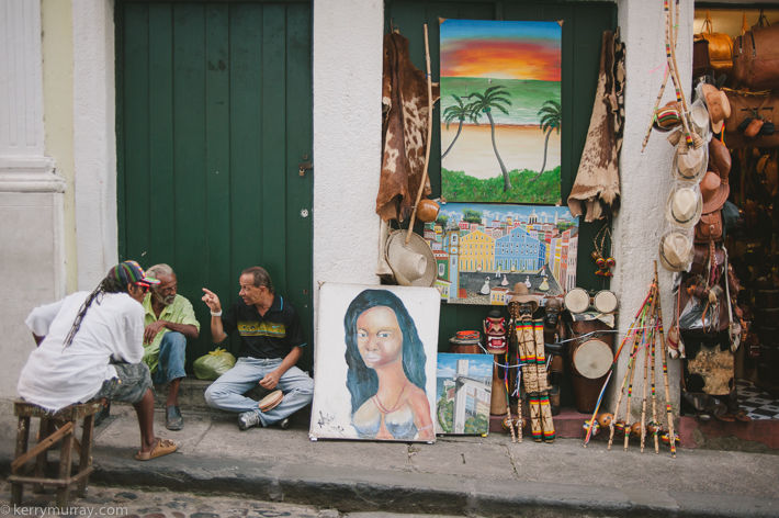 Travel photography Salvador da Bahia Brazil