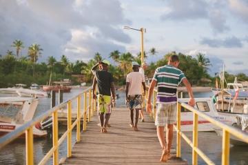 Boipeba Island Bahia Brazil