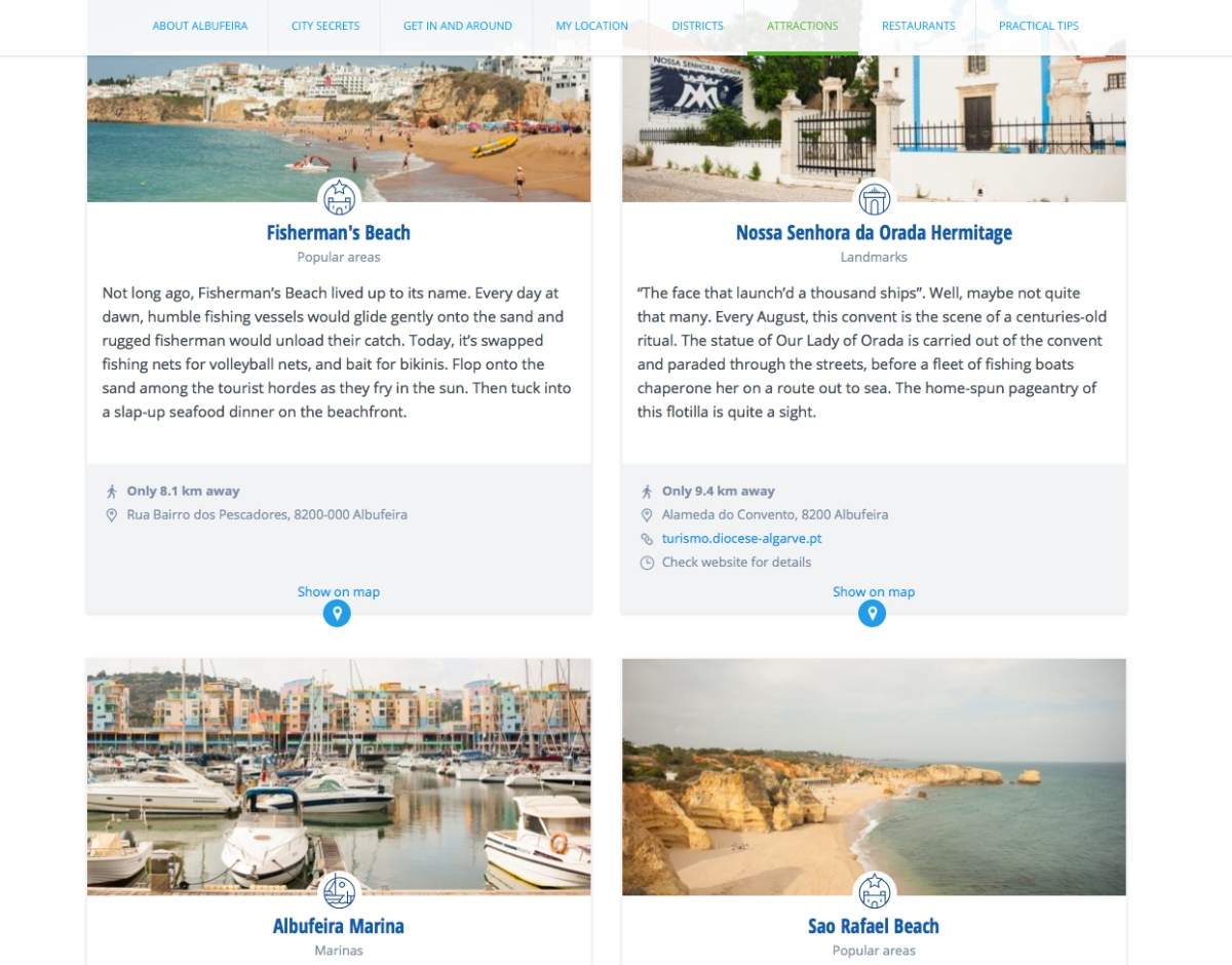 Travel Photography Algarve Portugal