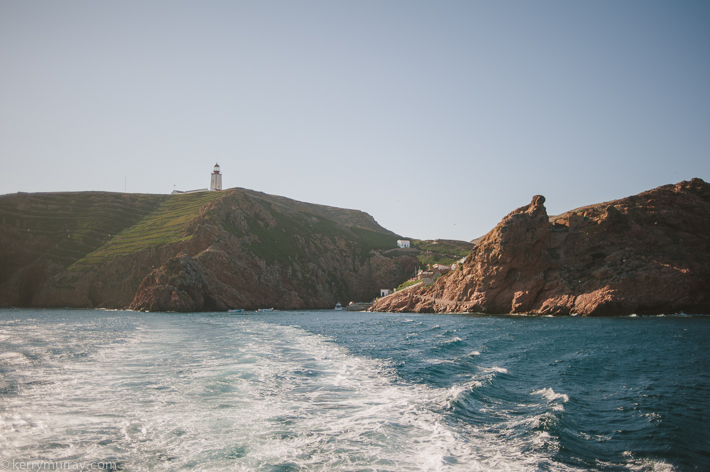 Berlenga Islands Peniche