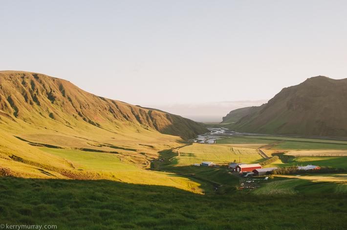 Southern Coast Iceland