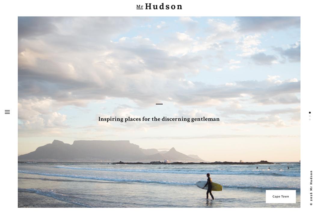 Travel Photographer Cape Town