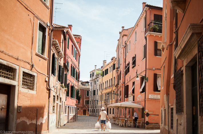 Travel Photographer Venice Italy