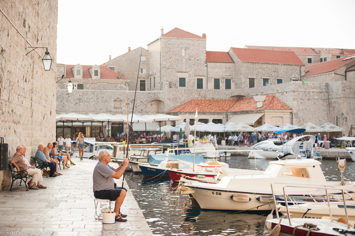 Travel Photography Dubrovnik Croatia