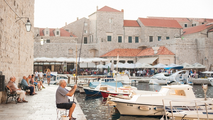 Travel Photography Dubrovnik Croatia