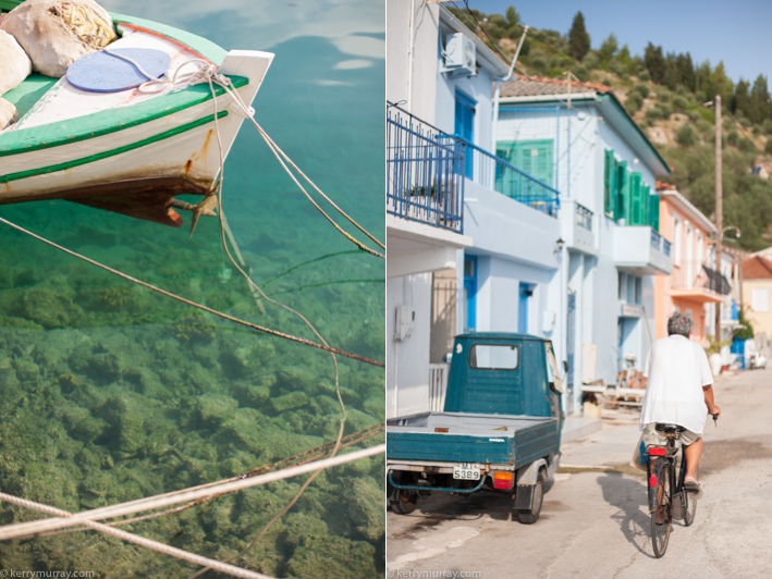 Travel Photography Ithaka Greece