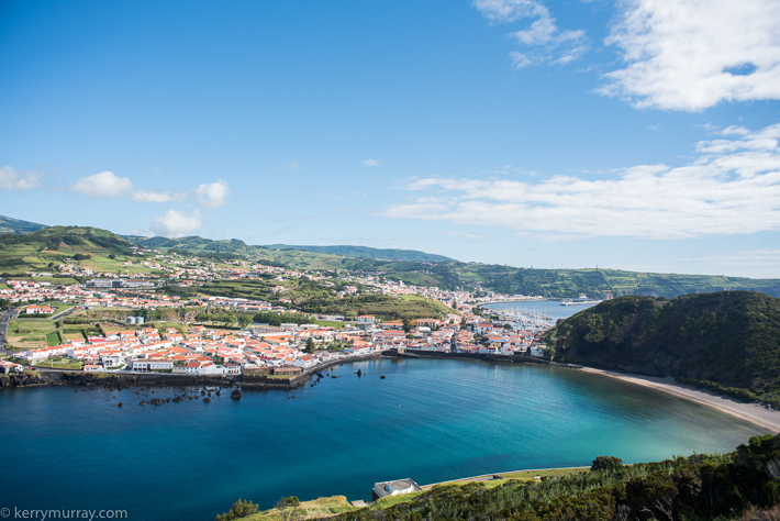 Travel Photography Faial Azores