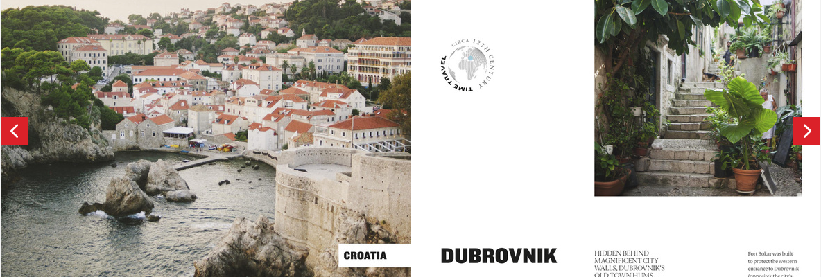 travel photographer dubrovnik croatia