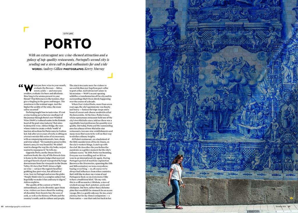travel photographer porto portugal